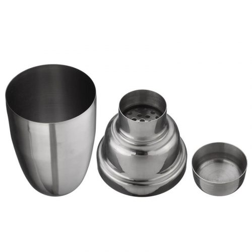 Cobbler cocktail shaker onderdelen