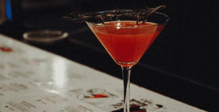 Manhattan cocktail recept
