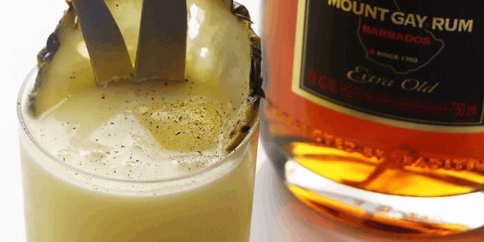 Painkiller cocktail recept